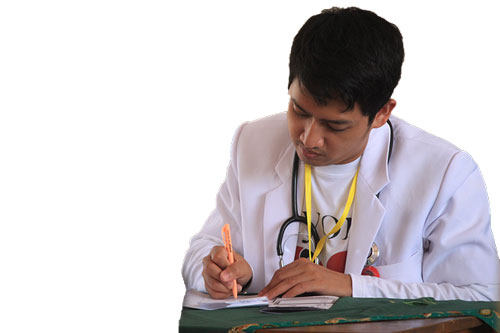 See your general practitioner